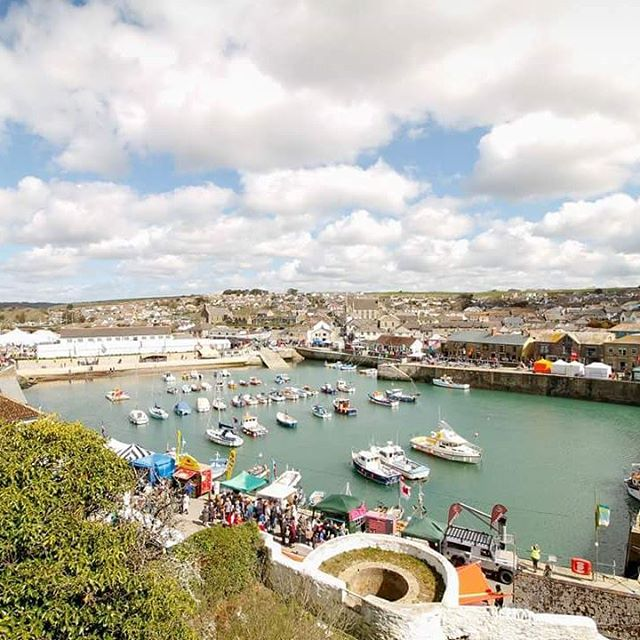 Hello Spring! Dont miss out some awesome Cornish Festivals cominghellip