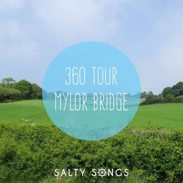 Take a 360 degree tour around Mylor Bridge in ourhellip