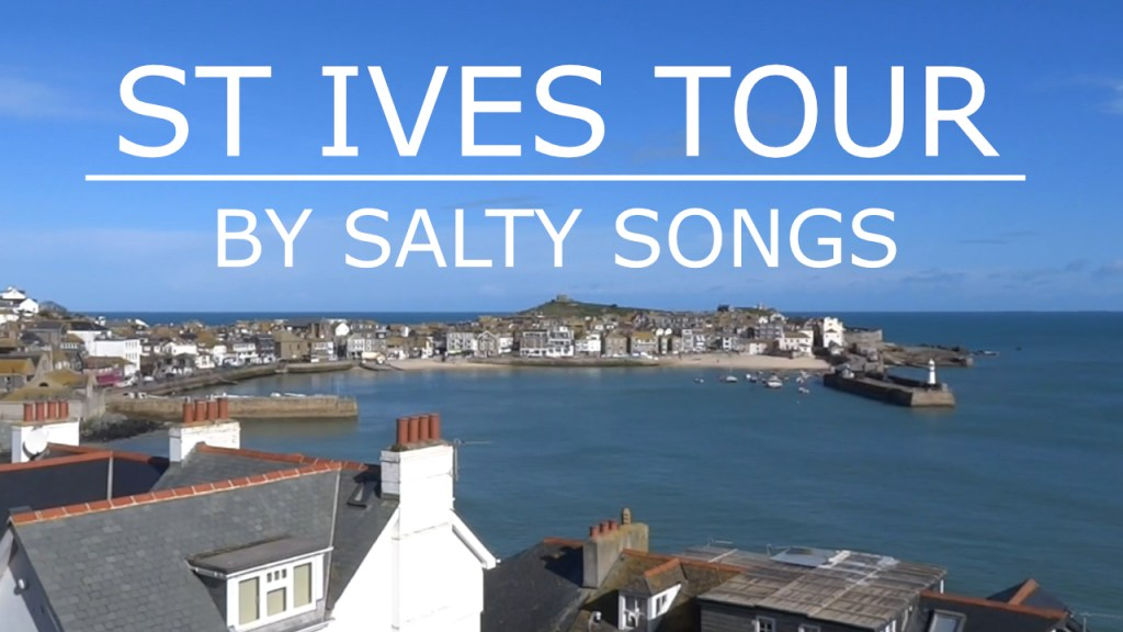 A walk around St Ives…