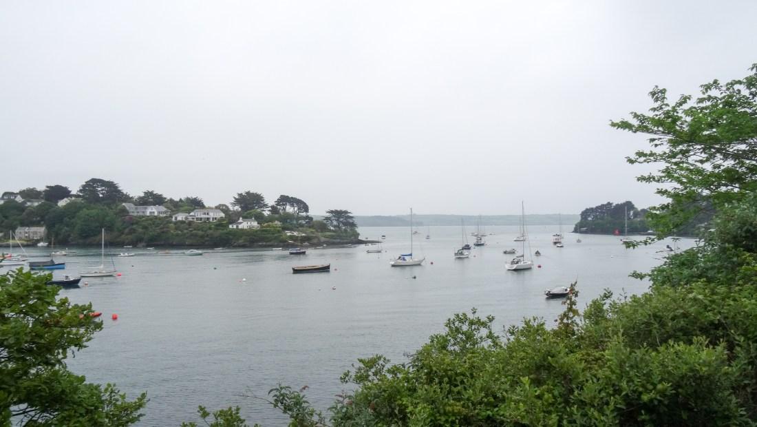 fal river walk Cornwall this September
