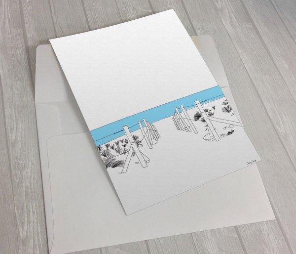 Porthtowan-Greeting Card cover