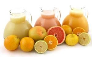 Jugoterapia con Frutas