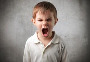 Berrinches y rabietas en los niños