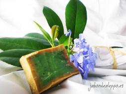 Jabondealeppo fabrica sus jabones con aceites Bio