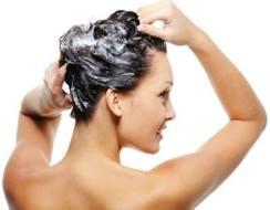 cómo lavar el cabello
