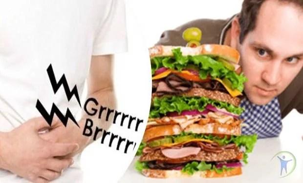 como hacer para no tener hambre y estar saciados