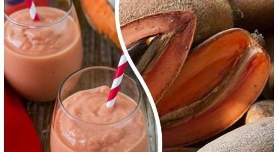 Fruta mamey propiedades medicinales y beneficios