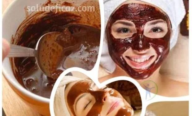 mascarilla de chocolate para que sirve