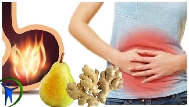 remedio pera y jengibre gastritis1