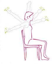 Osteoporosis - Ejercicios para hombros y cuello