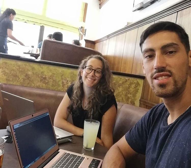 parejas emprendedoras