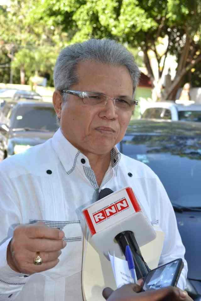 Dr. Waldo Ariel Suero