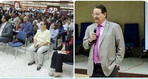 "IDSS realiza taller ""Conformación Asociación de Servidores Públicos"""