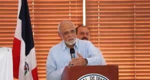 El superintendente de Salud y Riesgos Laborales habló del tema en un encuentro con representantes de sector sindical