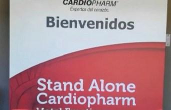 Médicos Familiares participaron en el Stand Alone Cardiopharm
