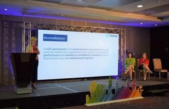 Claudia Mika, CEO de Temos International,