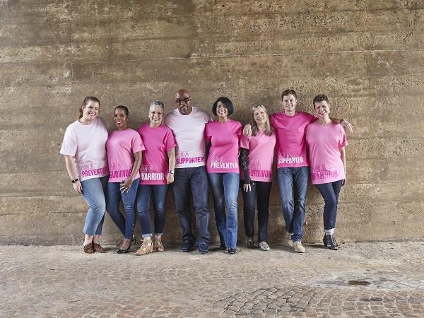 HanesBrands lanza campaña prevención del cáncer de mamas; incluye una dominicana