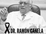 Fallece el Dr. Ramón Canela reconocido médico de La Romana