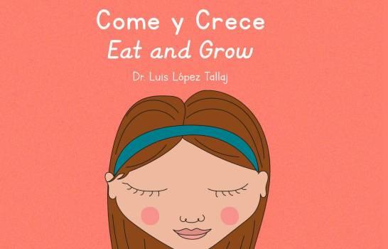 Cirujano López Tallaj premiado en Estados Unidos por libro para niños sobre alimentación saludable