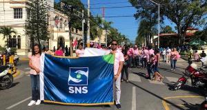 SNS en la Comunidad lleva orientación a miles de familias sobre prevención cáncer de mama
