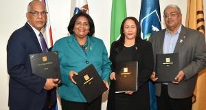 Senasa, el SNS, JCE y Conavihsida acuerdan afiliar al Régimen Subsidiado personas viven con VIH