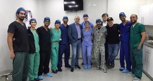 Urólogos del Moscoso Puello someten a cirugías a niños con malformaciones congénitas genitourinario