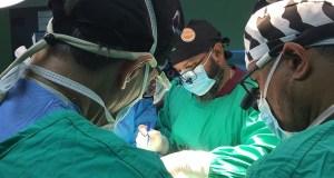 Médicos del Robert Reid realizan primera reinervación laríngea en el país