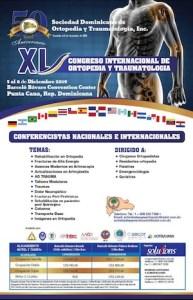 Congreso Internacional de Ortopedia y Traumatología @ Centro de Convenciones Barceló Bavaro | Punta Cana | La Altagracia | República Dominicana