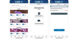 La FDA lanza la aplicación Crowdsourcing ID CURE para pacientes con enfermedades infecciosas