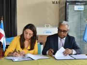 Ministerio de Salud recibe donación de OPS/OMS para identificación y diagnósticos de virus respiratorios