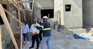 Chanel Rosa recorre el Sur para verificar situación hospitales de la región