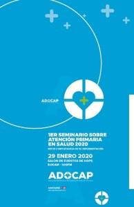 Primer Seminario sobre Atención Primaria en Salud de ADOCAP @ salón Delgado Billini, edificio 5 | Santo Domingo | Distrito Nacional | República Dominicana