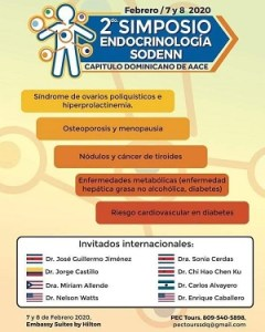 2do. Simposio Endocrinología SODENN @ Embassy Suites By Hilton