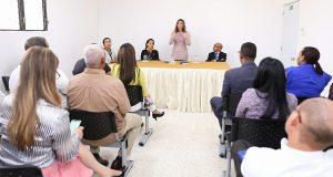 El SRSM realiza taller sobre veeduría ciudadana de salud en SDE