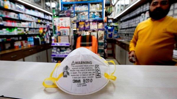 OMS insta a todo el personal de salud al uso de mascarillas aunque no traten pacientes del Covid-19