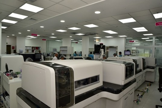 Amadita Laboratorio Clínico autorizado por Salud Pública para procesar prueba detección COVID-19