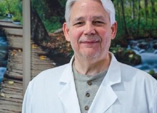 Jorge Marte Báez, director médico de CEDIMAT