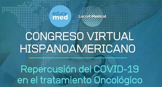 Expertos en cáncer de España, Latinoamérica y Estados Unidos abordarán incidencia del COVID-19 en pacientes oncológicos