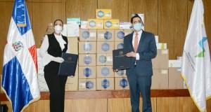 Gobierno recibe tercera donación de la OIEA de insumos y equipos para la detección del COVID-19