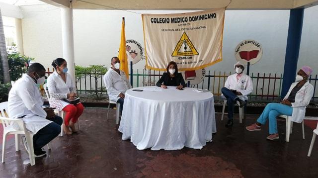 Regional del Distrito CMD denuncia situación 'calamitosa' de Maternidad Los Mina