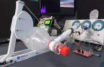 Desarrollan en Estados Unidos un ventilador de bajo costo para pacientes con Covid-19