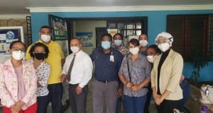 Nuevos médicos familiares toman posesión en la región del Cibao