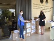 OPS dona insumos y equipos al SNS para ser distribuidos a centros de primer nivel de atención
