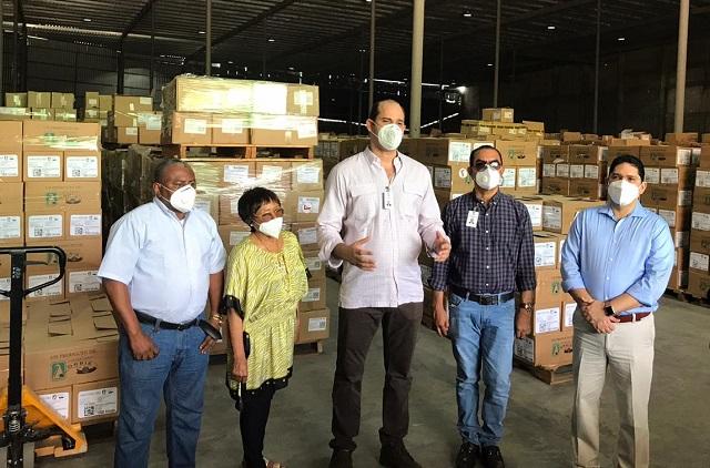 Director de PROMESE/CAL garantiza gran abastecimiento medicamentos próximos días