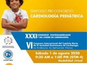 Expertos analizaron la cardiología pediátrica en simposio online