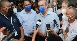 CMD desvincula directiva SPM de incidente ocurrido este sábado cuando presidente Abinader visitaba el Antonio Musa