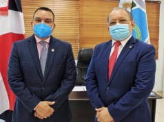 Directores Hemocentro y hospital Ney Arias Lora crean mesa de trabajo
