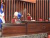 Niegan que evalúen cerrar el Senado por casos de COVID-19