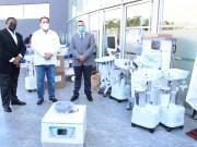 El Ney Arias Lora recibe nuevos equipos de parte del SNS