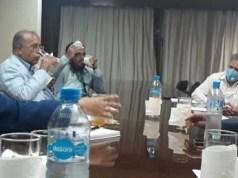Ministro de Salud visita por tercera vez el CMD; Víctor Atallah le acompaña